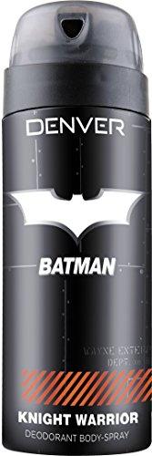 Denver Batman Knight Warrior Deodorant For Men, 150 ml