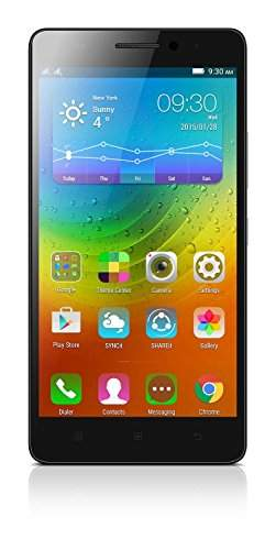 LENOVO A7000 TURBO 16GB Black Mobile