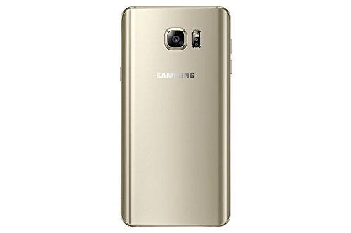 Samsung Galaxy Note 5 (Samsung SM-N9208ZDUINS) 32GB Gold Platinum Mobile