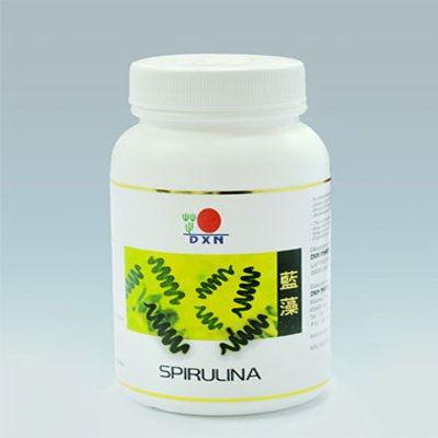 Dxn Spirulina Capsules 300 mg (360 Capsules)