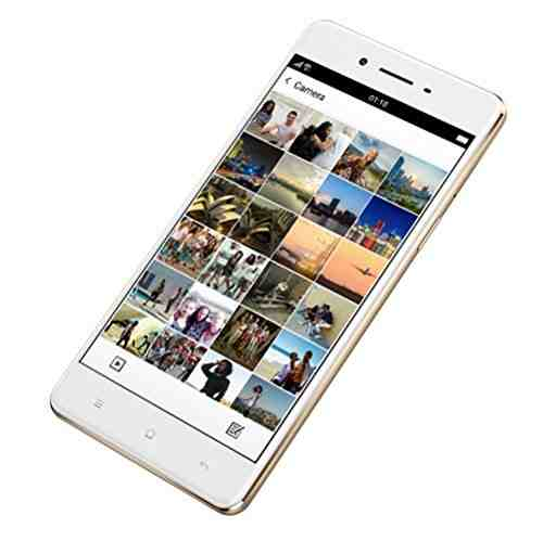 Oppo F1 16GB Gold Mobile