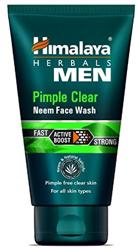 Himalaya Herbls Men Pimple Clear Neem Face Wash 100ml