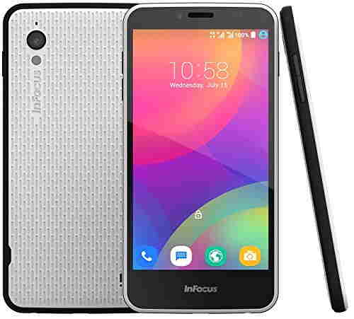 Infocus M370i 16GB Black Mobile