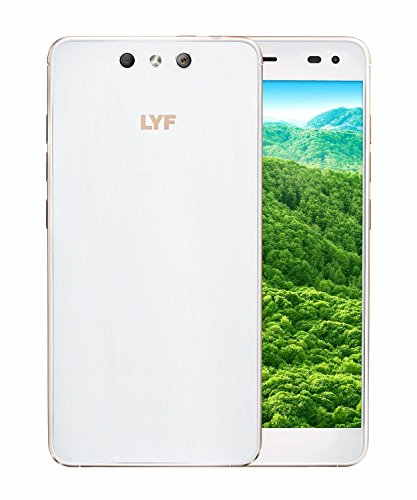 LYF Earth 1 (LYF LS 5501) 32GB White Mobile