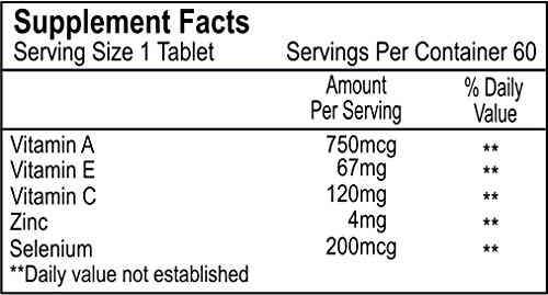 Healthvit Selenium Plus Supplements (60 Tablets)