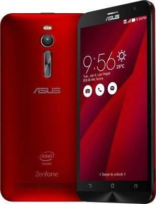 Asus Zenfone 2 Laser ZE550KL 16GB RED Mobile