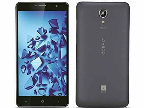 IBall Cobalt Youva 16GB Graphite Black Mobile