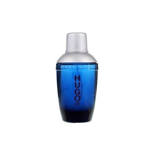Hugo Boss Dark Blue Eau de Toilette Spray For Men, 75 ML