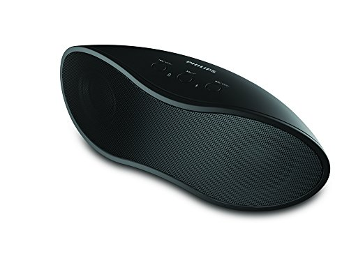 Philips BT4200 Portable Bluetooth Speaker, Black