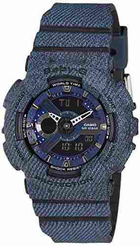 Casio Baby-G BX048 Analog-Digital Watch (BX048)