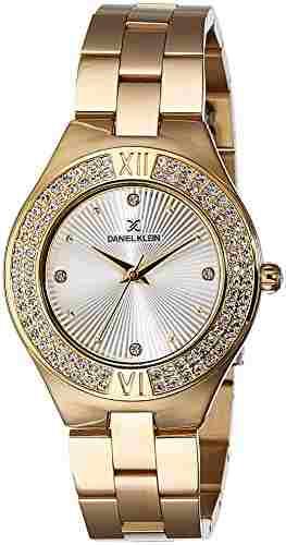 Daniel Klein DK10935-1 Analog Watch