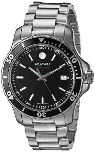 Movado 2600135 Series 800 Analog Watch (2600135)
