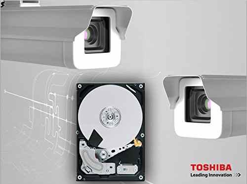Toshiba (MD03ACA-V) 4 TB Internal Hard Disk