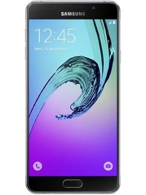 Samsung A7 2016 (Samsung SM-A710FZKFINS) Black Mobile