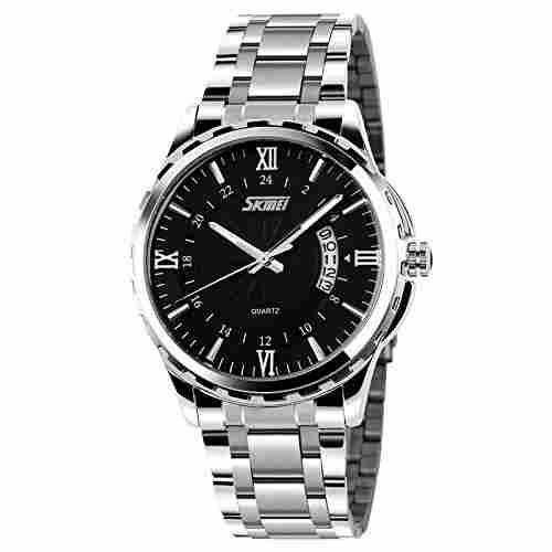 Skmei 9609 Gmarks Analog Watch