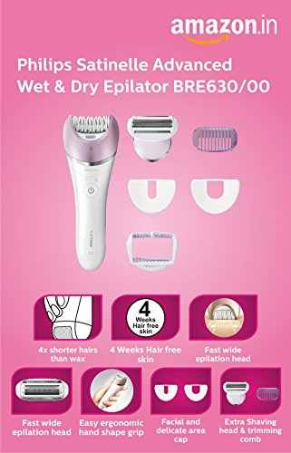 Philips BRE630/00 Epilator