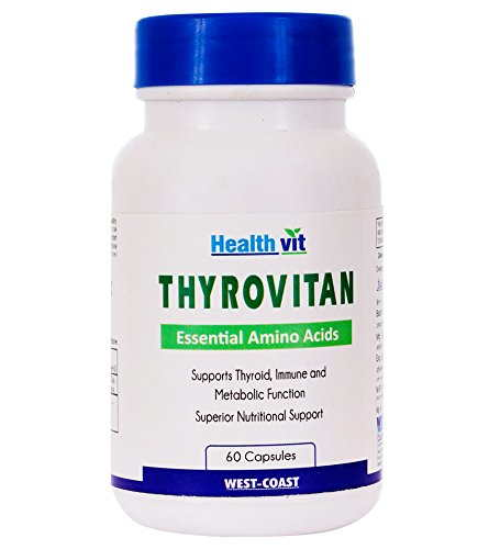 Healthvit Thyrovitan Supplement (60 Capsules)