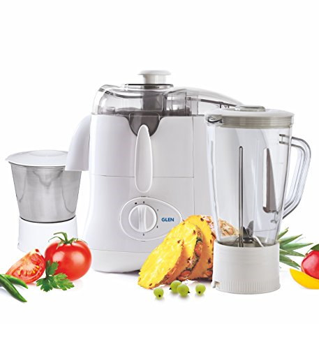 Glen GL 4015 Juicer Mixer Grinder, (2 Jars)