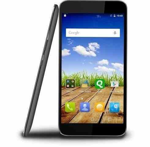 Micromax Canvas Amaze Q395 (Micromax Q395) 8GB Black Mobile