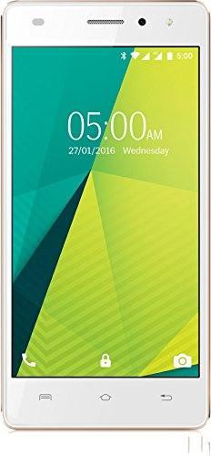 Lava X11 8GB Gold Mobile