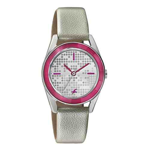 Fastrack 6144SL01 Analog Watch