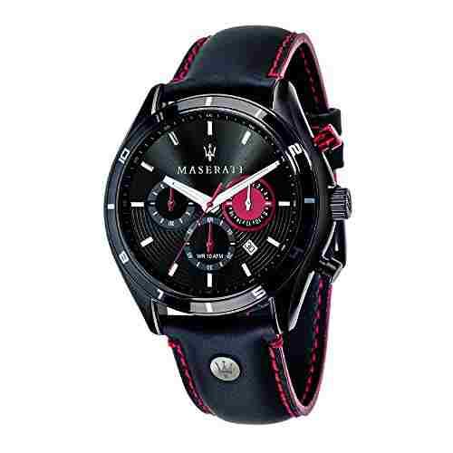 Maserati R8871624002 Sorpasso Analog Watch
