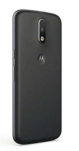 Moto G Plus 4th Gen 32GB Black Mobile