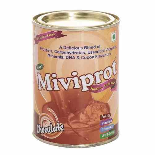 Shrey's Miviprot Protein Powder (200 gm, Chocolate)