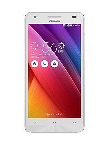 Asus Zenfone Go T500-1B002IN 5.0 4G 16GB White Mobile