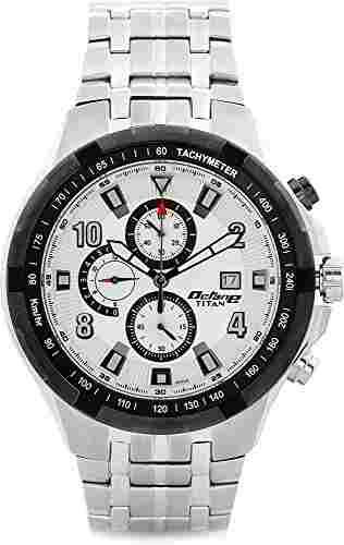 Titan 90045KM01 Analog Watch