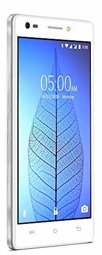 Lava V2 16GB Icy White Mobile