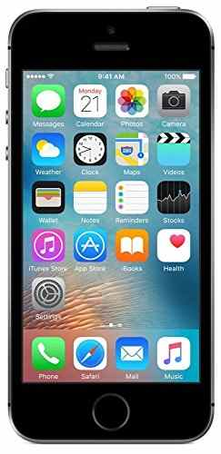 Apple iPhone SE 32GB Space Grey Mobile, MP822HN/A