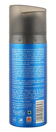 Denver Extreme Endurance Deodorant For Men 150 ml
