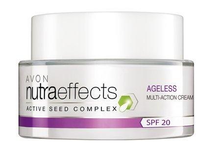Avon Nutra Effects Ageless Multi Action SPF 20 Cream 50gm