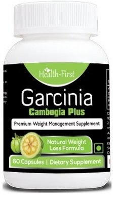 Health First Garcinia Cambogia Extract Plus Dietarty Supplement (60 Capsules)