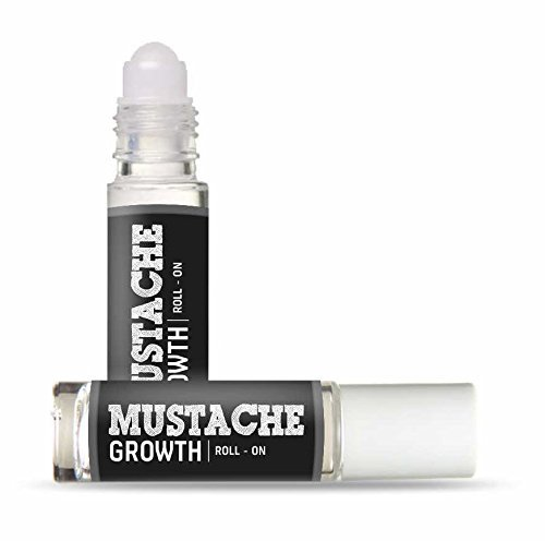 Beardo Moustache Growth Roll On  8 ml