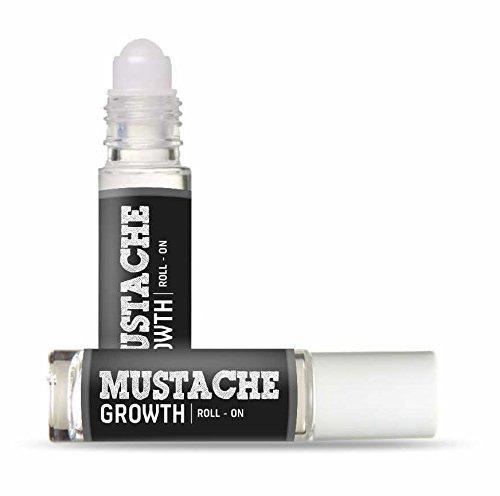 Beardo Moustache Growth Roll On - 8 ml