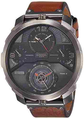 Diesel DZ7359I Analog Black Dial Men's Watch