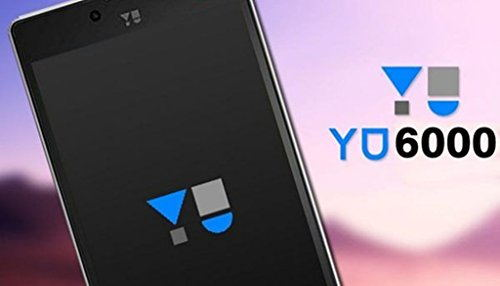 YU Yureka Note 16GB Black Mobile