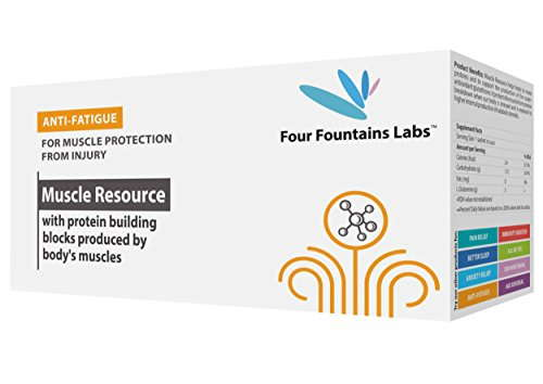 Four Fountains Labs Muscle Resource Supplements (Pack of 30)