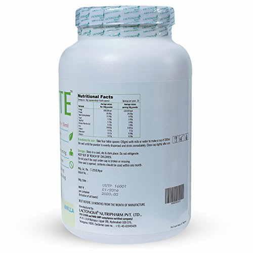 Lactonova Vegelite Powder (908gm, Vanilla)