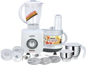 Inalsa Maxie Marvel 800W Food Processor