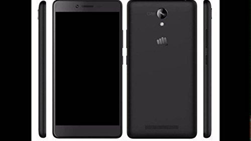 Micromax Canvas 6 Pro E484 (Micromax E484) 16GB Black Mobile