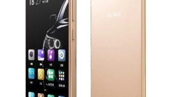 Gionee P5W 16GB Gold Mobile