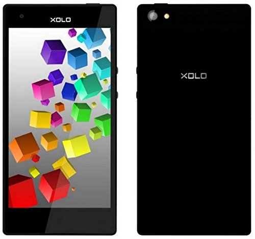 Xolo Cube 5.0 8GB Black Mobile