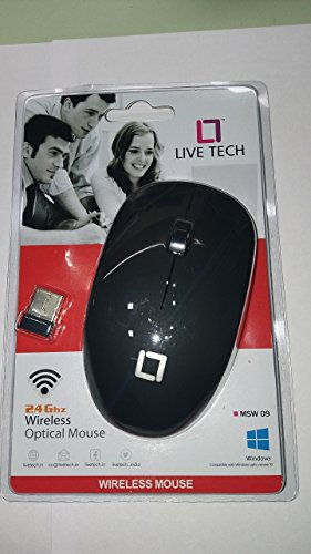 Live Tech MSW-09 Wireless Mouse