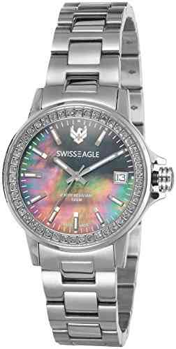 Swiss Eagle SE-6064-11 Analog Watch (SE-6064-11)