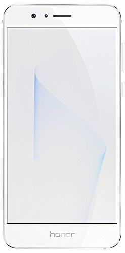 Honor 8 Pearl White Mobile