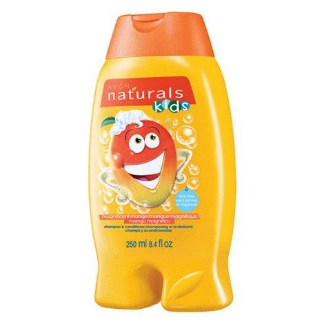 Avon Magnificient Mango 2 In 1 Body Wash For Kids 200ml