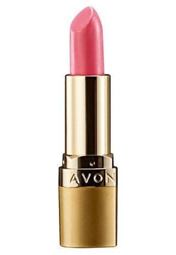 Avon Ultra Color Goldshine Lipstick, 3.8 GM Gold Shine Carnation